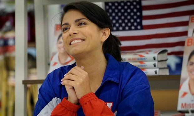 Who Is Olympic Gymnast Missy Jones On Superstore That S