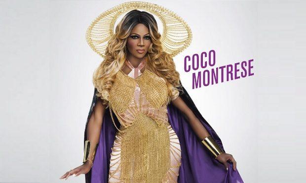 Coco on RuPaul's Logo TV