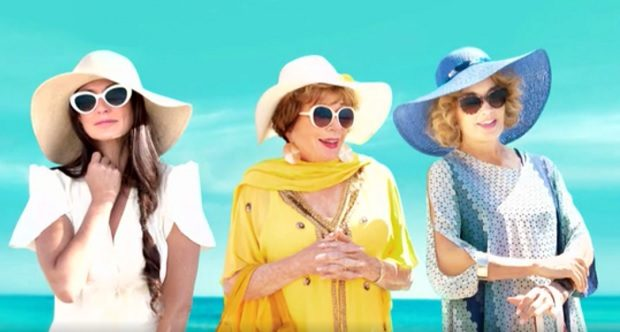 Wild Oats, Demi Moore, Shirley MacLaine, Jessica Lange