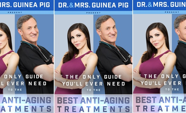 Dr and Mrs Guinea Pig