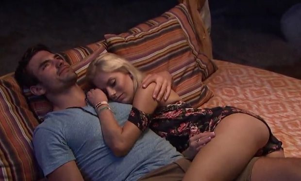 Jared and Emily Bachelor in Paradise ABC