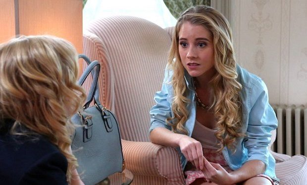 Cassidy Gifford Sorority Nightmare Lifetime