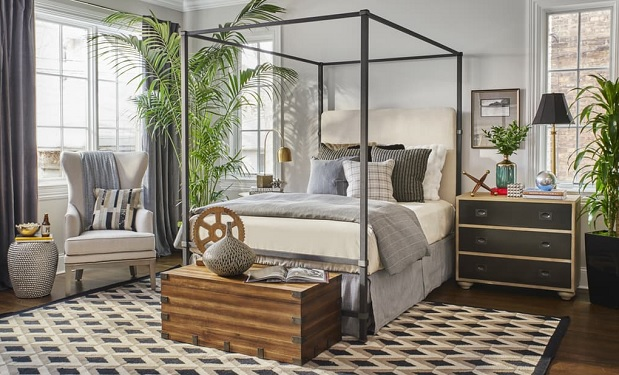 Jeff Lewis Collection Bedroom