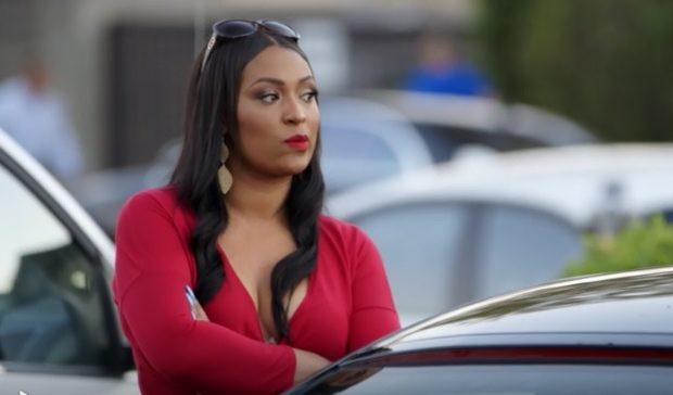 Kyesha on Love & Hip Hop Hollywood VH1