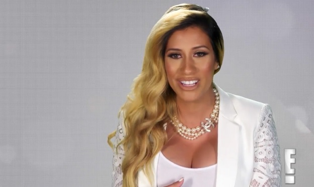 Who is michelle quick on wags for Reely hooked fish dip