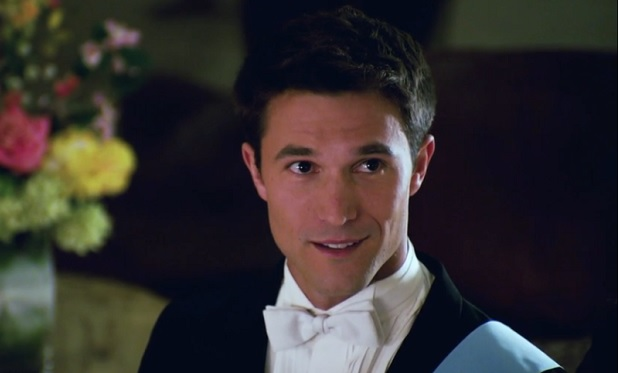 Jack Turner, My Summer Prince Hallmark Channel
