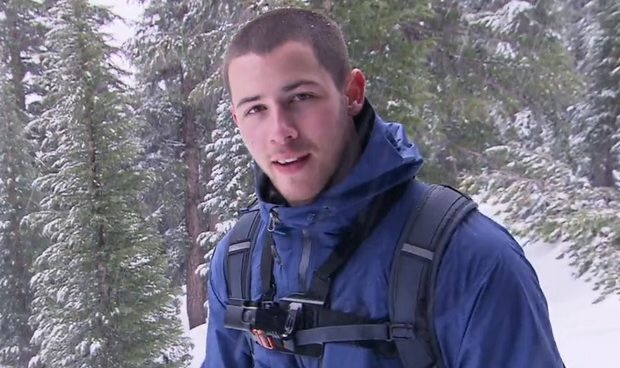 Nick Jonas Running Wild with Bear Grylls NBC