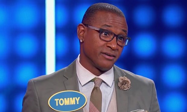 Tommy Davidson Celeb Family Feud ABC