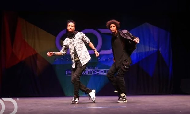 Les Twins, World of Dance