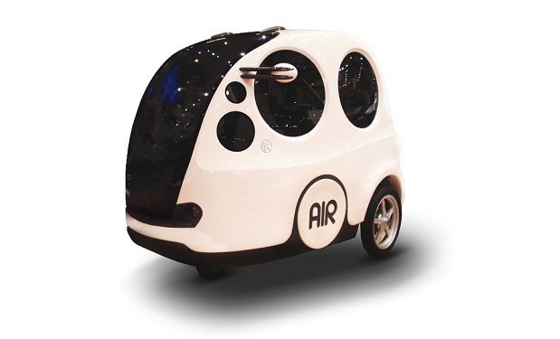 Air POD, Zero Pollution Motors