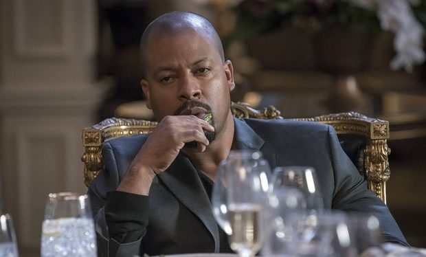 Morocco Omari as Tariq, Empire, FOX