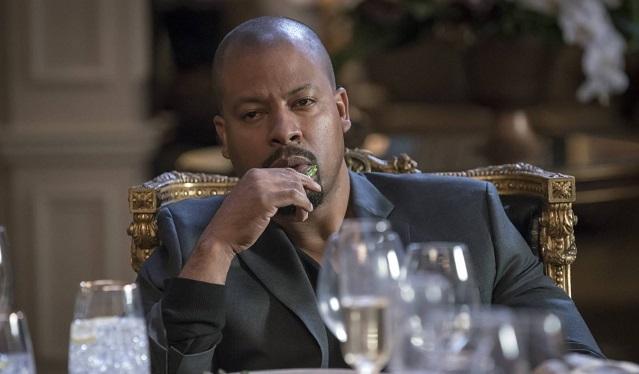 Morocco Omari as Tariq, Empire, FOX