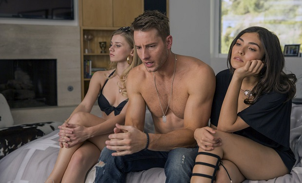 THIS IS US -- Pilot -- Pictured: Justin Hartley as Kevin -- (Photo by: Ron Batzdorff/NBC)