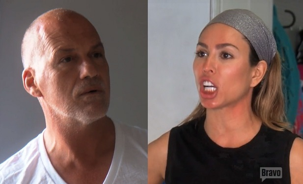 Kelly Dodd S Husband Michael Asks For A Time Out On Real