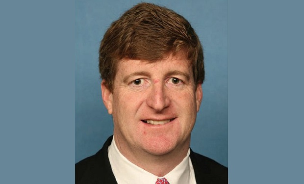 Congressional Portrait of Patrick J. Kennedy (D-RI) Date 13 February 2010