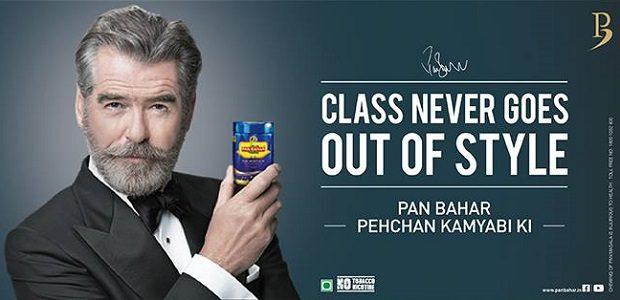 Pierce Brosnan Pan Bahar