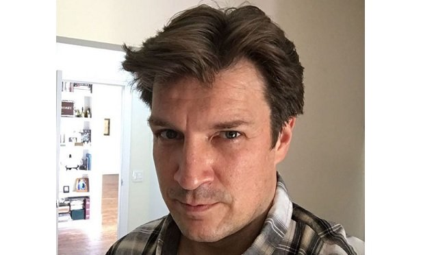 nathan-fillion-selfie @natefillion