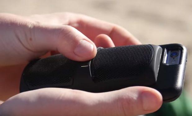 PolarPro speakers, YouTube