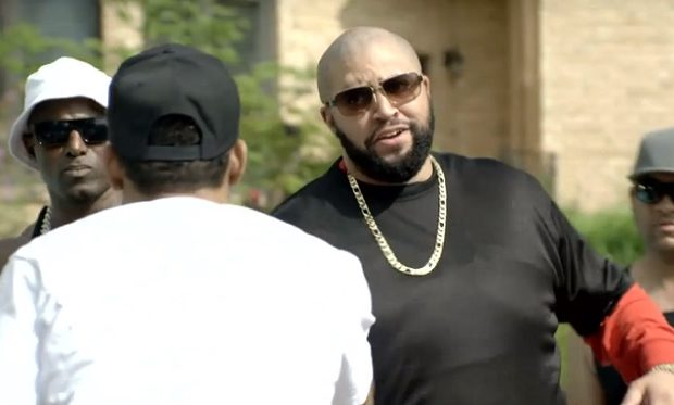 R. Marcos Taylor as Suge Knight, Surviving Compton, Lifetime