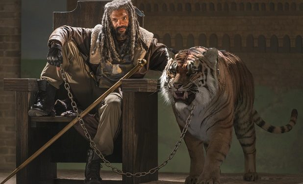 Khary Payton, Walking Dead, AMC/Gene Page