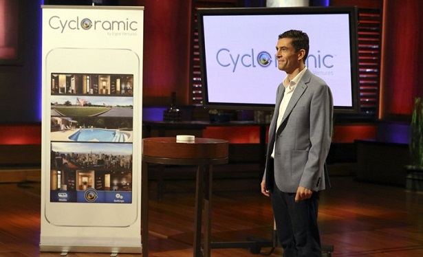 Cycloramic Shark Tank ABC