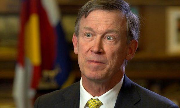 Colorado Governor John Hickenlooper CBS