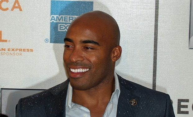 Tiki Barber David Shankbone