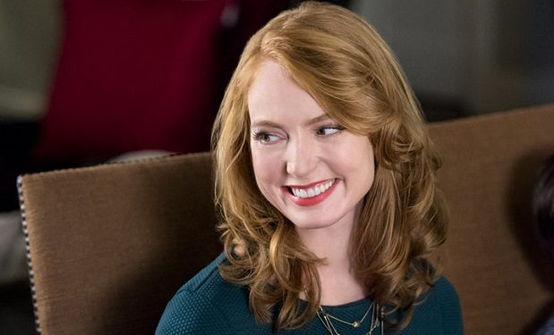 Alicia Witt Christmas List Hallmark