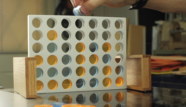 connect-four Inventables