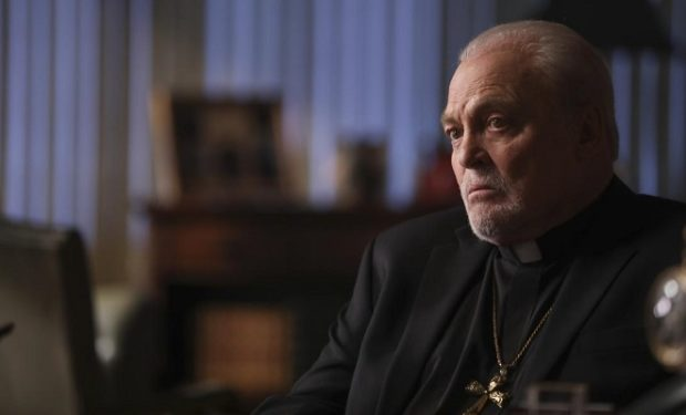 Stacy Keach Photo: Craig Blankenhorn/CBS