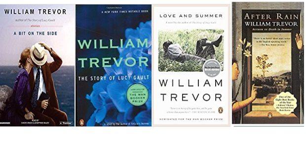 william-trevor-books