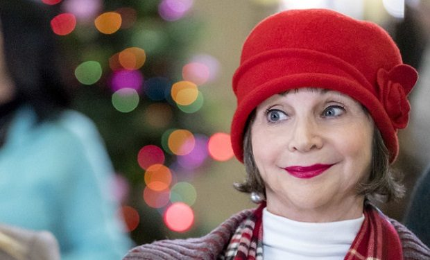 who is wish granting angel in a dream of christmas on hallmark