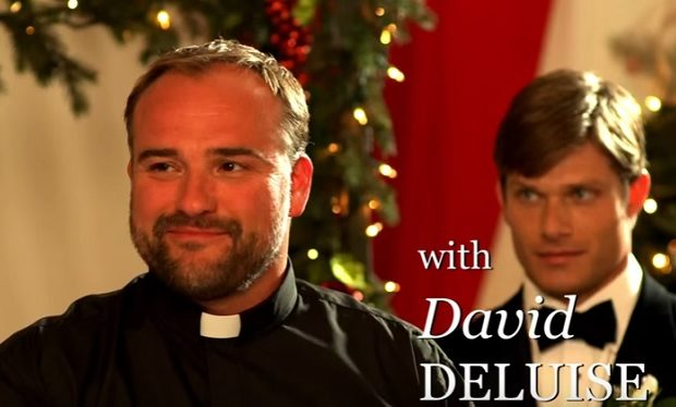 david-deluise A Christmas Wedding Date