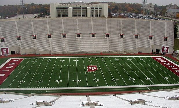 Indiana Hoosiers Memorial Stadium