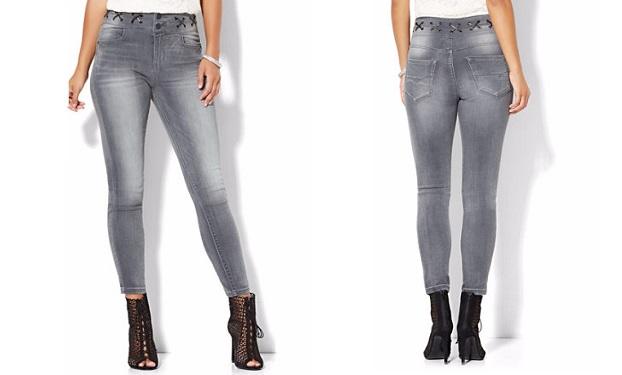 Jennifer Hudson jeans