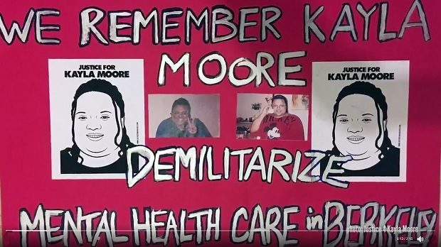 Kayla Moore poster