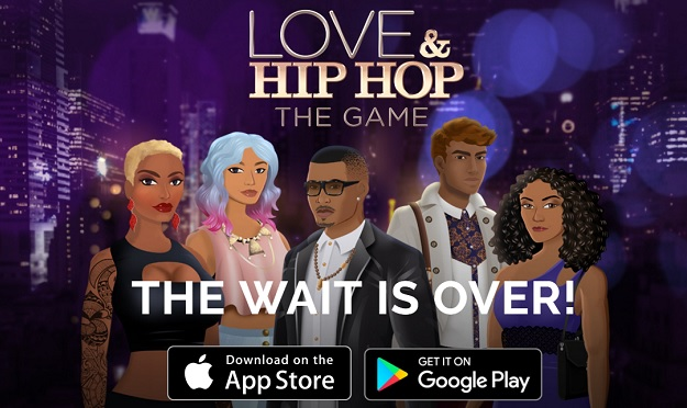 Love Hip Hop Releases Free App Game For Wanna Be Rappers