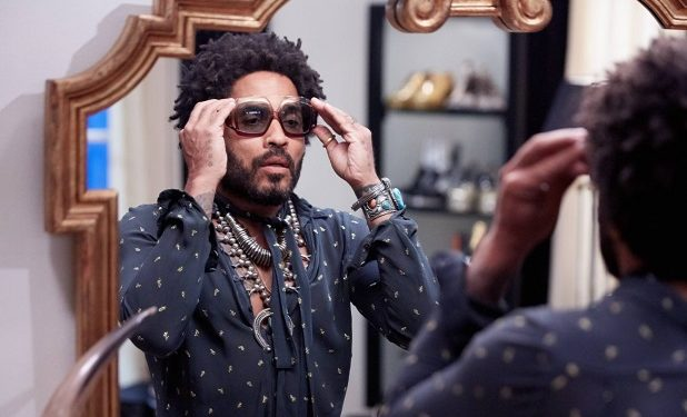 Lenny Kravitz Star on FOX Annette Brown