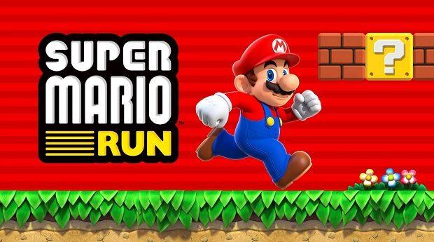 Super Mario Run Ninetendo