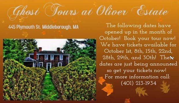Oliver House facebook ad