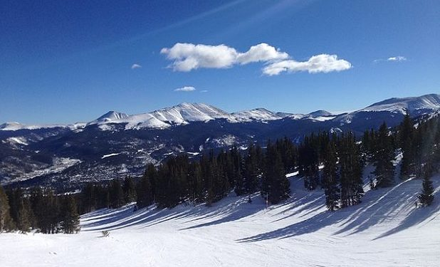 Breckenridge Mountains