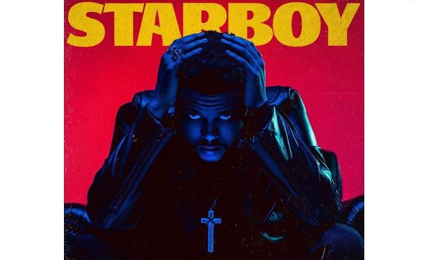 The Weeknd Starboy album cover