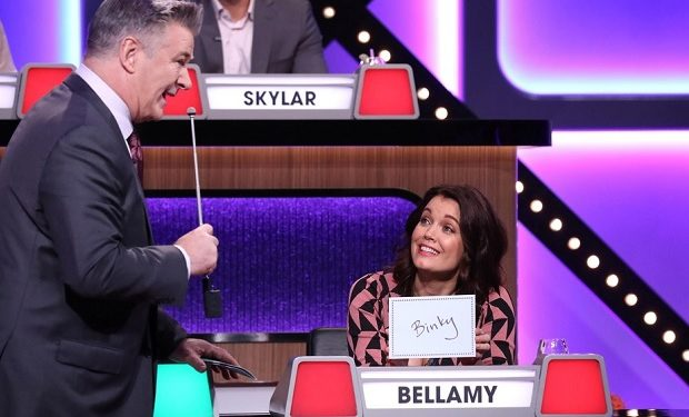 Bellamy Young on Match Game ABC