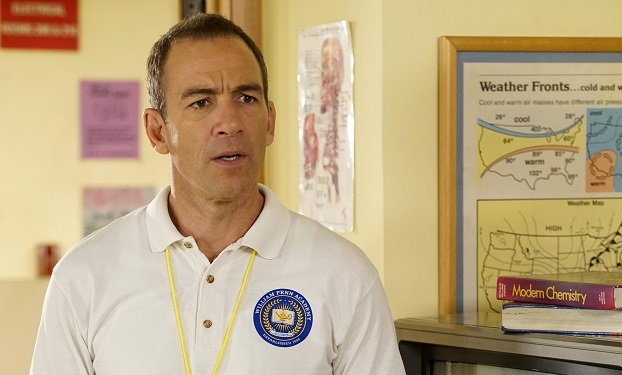Who Is Coach Mellor On The Goldbergs