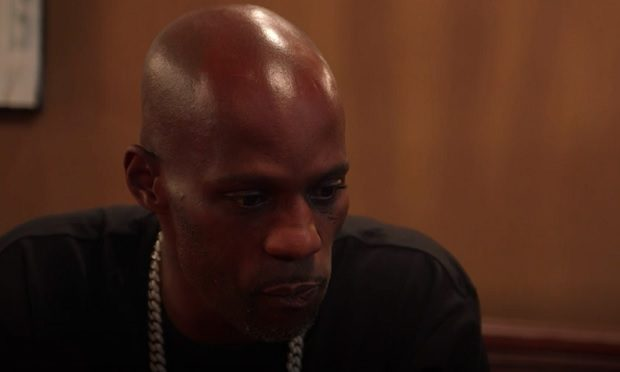 DMX on Black Ink Crew VH1
