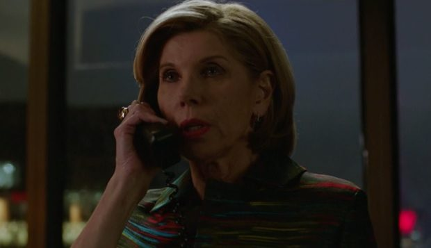 Christine Baranski The Good Fight CBS