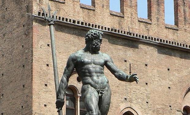 Neptune in Bologna