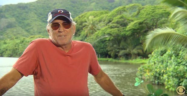 Jimmy Buffett Hawaii Five 0 CBS interview