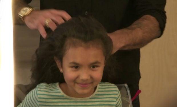 Josie Antin LA Hair WEtv