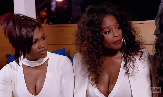 Kandi and Shamea RHOA Bravo